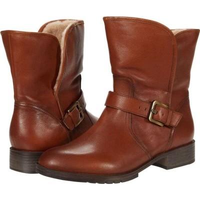 ナチュラライザー Naturalizer レディース シューズ・靴 Sutton Cider Spice Vintage Leather