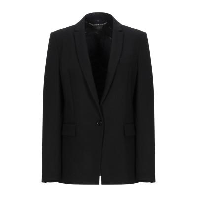リュー ジョー LIU •JO テーラードジャケット ブラック 46 ポリエステル 62% / レーヨン 32% / ポリウレタン 6% テーラード