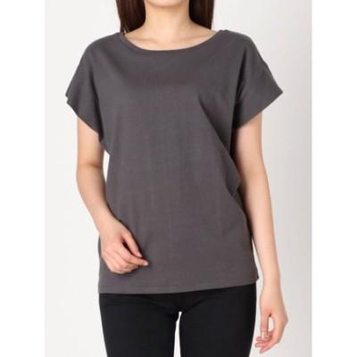 【WOMEN】フレンチ袖Tシャツ
