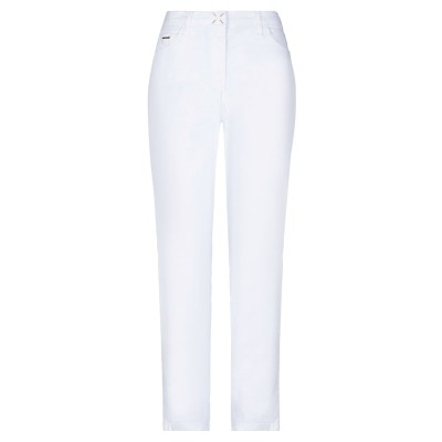 SEVERI DARLING パンツ ホワイト 46 コットン 98% / ポリウレタン 2% パンツ