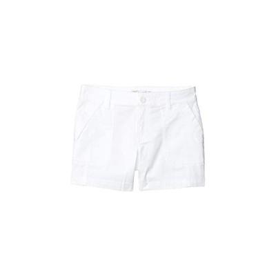 """Prana 5"""""""" Elle Shorts レディース ショートパンツ ズボン 半ズボン White"""