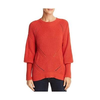 Joie Womens Juliet-Sleeve Knit Sweater, Red, Small並行輸入品 送料無料
