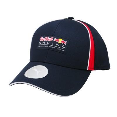 レッドブル レーシング F1 チーム オフィシャル LS ベースボール スナップバック キャップ ネイビー 帽子