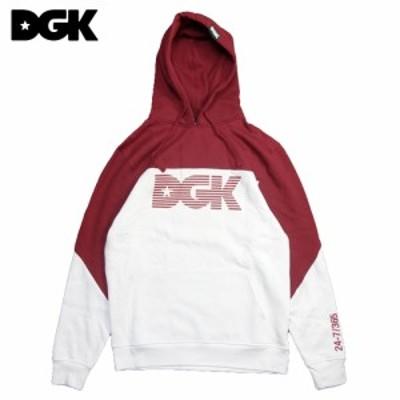【DGK/ディージーケー】プルオーバーパーカー/DGK ERA Custom Hooded Fleece