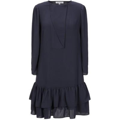 シルビアンヒーチ SILVIAN HEACH ミニワンピース&ドレス ダークブルー XS ポリエステル 100% ミニワンピース&ドレス