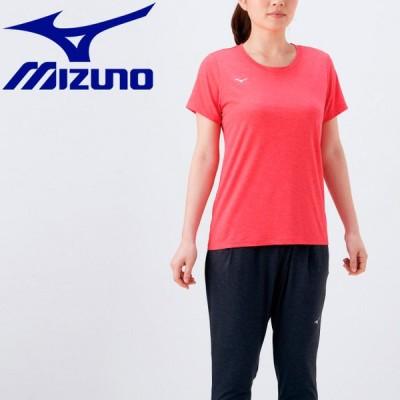 ミズノ トレーニングウエア Tシャツ レディース  32MA081164