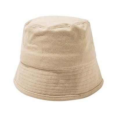 CHROME CRANE(クロム クレイン) レディース 無地 バケットハット デザイン 帽子 カジュアル おしゃれ かわいい CB066 (03.ベ