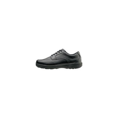 ミズノ MIZUNO メンズ アウトドア ウォーキングシューズ NR320 5kf32009 ブラック 6E 幅広・甲高の方向け   靴
