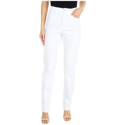 FDJフレンチドレッシングジーンズ レディース デニムパンツ ボトムス Sunset Hues Denim Suzanne Straight Leg in White