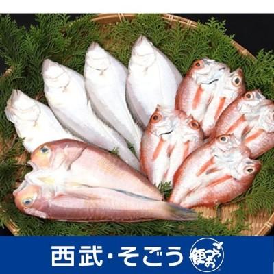 一夜干し 旬魚 赤ムツ ぐじ 島根 岡富商店 一日漁 旬獲れひもの のどぐろ 甘鯛 かれい  一夜干し