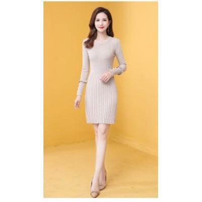 ワンピース セーター レディース ワンピ マタニティウェア 妊婦 産前 産後 母 30代 40代カジュアル ゆったり ファッション