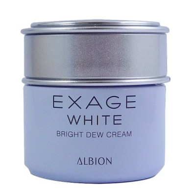 アルビオン 正規品 アルビオン EXAGE ホワイト ブライトデュウ クリーム W (医薬部外品)薬用美白クリーム
