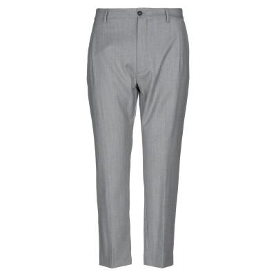 ペンス PENCE パンツ ライトグレー 48 バージンウール 90% / カシミヤ 10% パンツ