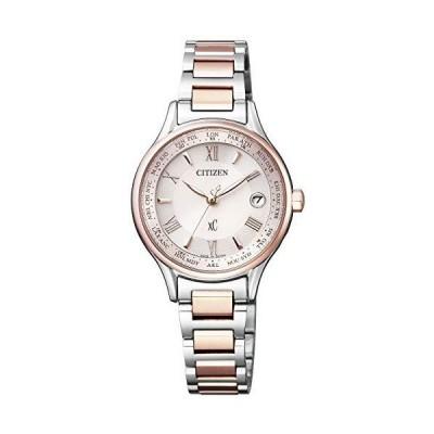 [シチズン] 腕時計 クロスシー EC1165-51W エコ・ドライブ 電波時計 Titania Line Happy Flight シリーズ レディ