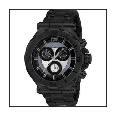 Invicta Subaqua Chronograph Quartz Black & Grey Dial Men's Watch 31345[並行輸入品]