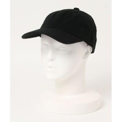 salle de bal / ▽ ベーシックコットンツイールベースボールキャップ WOMEN 帽子 > キャップ