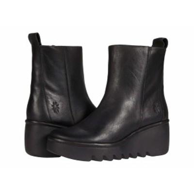 フライロンドン レディース ブーツ&レインブーツ シューズ BALE250FLY Black Verona Leather