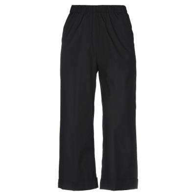 キルティ KILTIE パンツ ブラック 42 コットン 98% / ポリウレタン 2% パンツ