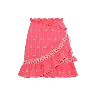 LOVE SAM ミニスカート フューシャ XS コットン 100% ミニスカート