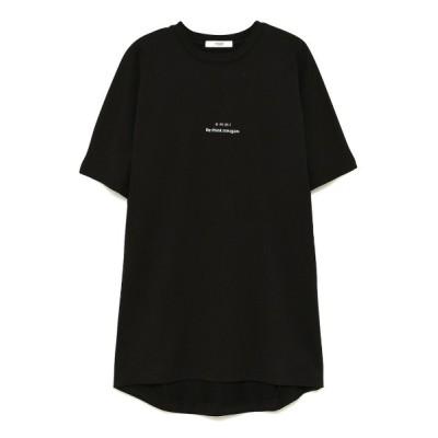 emmi / 【emmi yoga】emmi FunctionロゴTEE WOMEN トップス > Tシャツ/カットソー