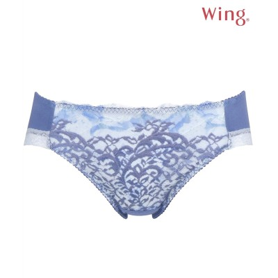 【Wing / Wacoal ウイング/ワコール】ショーツ 【重力に負けないバストケアBra】ペアパンツ(M) スタンダードショーツ, Panties