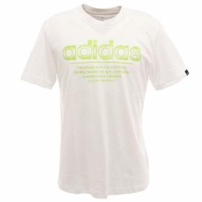 アディダス(adidas)Tシャツ 半袖 グラフィック GVB56-FM6241 オンライン価格(Men's)