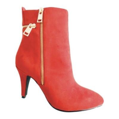 ベリーニ Bellini レディース ブーツ ショートブーツ シューズ・靴 Claudia Ankle Boot Red