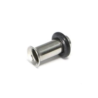 (KEEP YOU) ハーフフレア / シングルフレア 6GA(4mm) サージカルステンレス316L