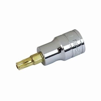 SK11 ヘックスローブビットソケット 差込角 9.5mm (3/8インチ) T30 ST3-30