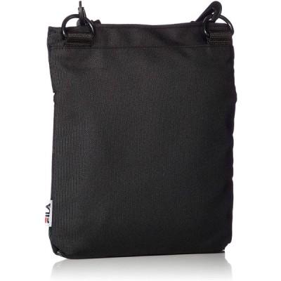 フィラ ショルダーバッグ レディース 斜めがけ カジュアル 肩掛け 小型 軽量 チェック柄 ブランド ロゴ ポリエステル 旅行バッグ グリー