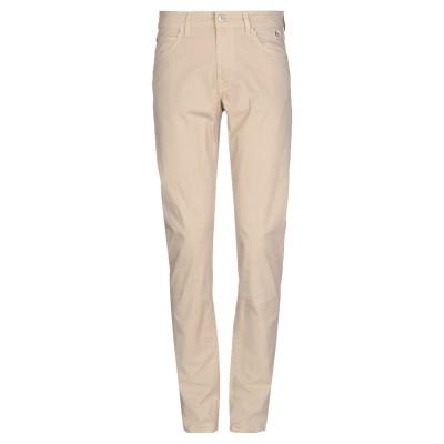 ロイ ロジャース ROŸ ROGER'S パンツ サンド 32 コットン 97% / ポリウレタン 3% パンツ