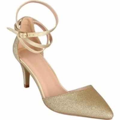 ジュルネ コレクション Journee Collection レディース パンプス シューズ・靴 Luela Pump Gold