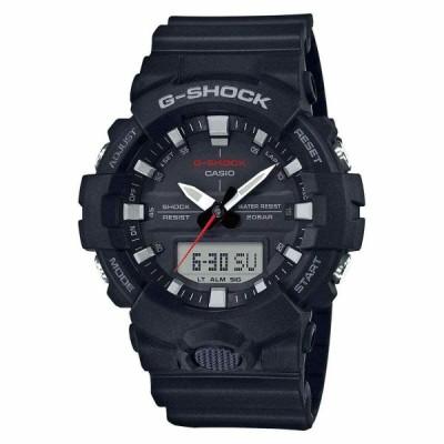 カシオ 腕時計 Casio G-SHOCK GA800-1A Black Super Illuminator Analog Digital 200m メンズ Watch