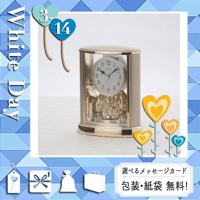 母の日 ギフト 2021 花 置き時計 プレゼント カード 置き時計 シチズン 置時計