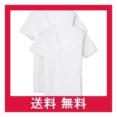 [グンゼ] インナーシャツ 半袖U首 2枚組 RB45162 メンズ