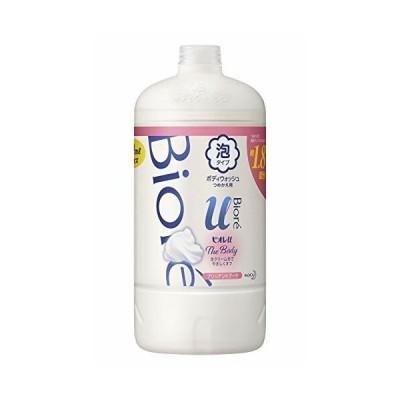 ビオレu ザ ボディ 〔 The Body 〕 泡タイプ ブリリアントブーケの香り つめかえ用 800ml 「高潤滑処方の生クリー