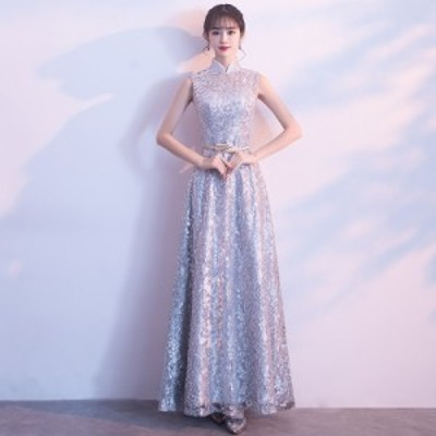 結婚式 ドレス パーティー ロングドレス 二次会ドレス ウェディングドレス お呼ばれドレス 卒業パーティー 成人式 同窓会hs117