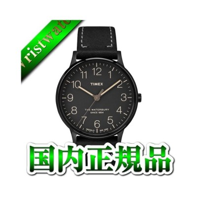 TW2P95900 TIMEX タイメックス ウォ−ターベリークラシック ブラック