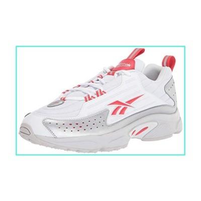 【新品】Reebok Unisex DMX Series 2200 Sneaker, White/porcelain/steel, 8.5 M US(並行輸入品)