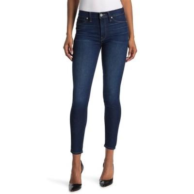 ハドソンジーンズ レディース デニムパンツ ボトムス Barbara High Waist Ankle Skinny Jeans FLYNN