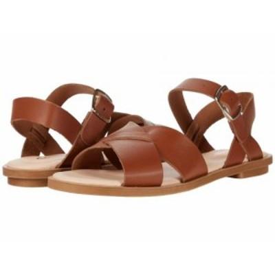Clarks クラークス レディース 女性用 シューズ 靴 サンダル Willow Gild Tan Leather【送料無料】