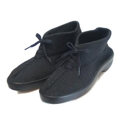エリオさんの靴 ポラキナ ブラック黒 アルコペディコ ARCOPEDICO シューズ
