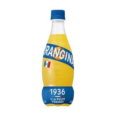サントリー オランジーナ 420ml ペットボトル 1ケース(24本)