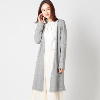 ミューズ リファインド クローズ(MEW'S REFINED CLOTHES)/ウォームカットトッパーカーディガン