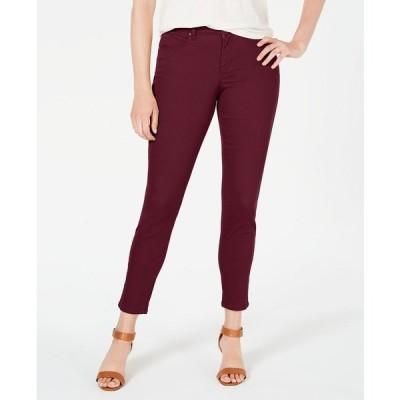 スタイルアンドコー デニムパンツ ボトムス レディース Curvy-Fit Skinny Fashion Jeans Cherry Pie