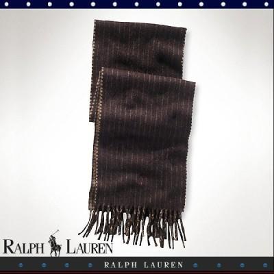 Ralph Lauren ラルフローレン マフラー ウール 千鳥格子 ポロラルフローレン POLO RALPH LAUREN メンズ レディース ブランド ポニー