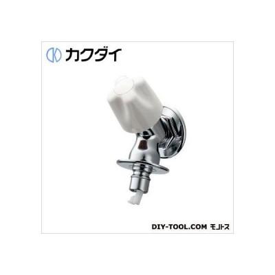 カクダイ(KAKUDAI) 洗濯機用水栓(ストッパー、送り座つき) 呼径13 721-521-13