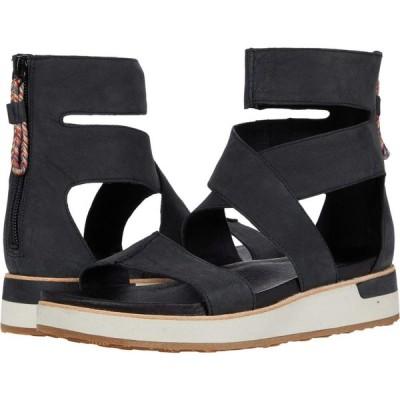 メレル Merrell レディース サンダル・ミュール シューズ・靴 Roam Mid Cross Black