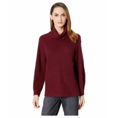 Vince Camuto ヴィンスカムート 服 スウェット Long Sleeve Rib Turtleneck Slouchy Sweater