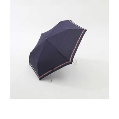 トリコロール晴雨兼用折りたたみ傘 雨傘